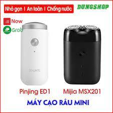Máy cạo râu mini Xiaomi Mijia MSX201 / Máy cạo râu Pinjing ED1 chính hãng  208,000đ