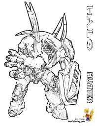 Halo Spartan Coloring Pages And Sheet Coloring Pages