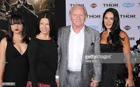 anthony hopkins family. Delighful Family Actor Anthony Hopkins And His Family Arrive At The Los Angeles Premiere  U0027Thor The Dark For Family