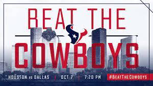 Coming Soon: Texans vs Cowboys