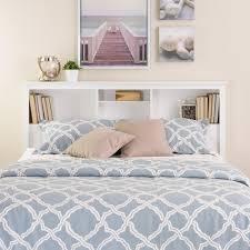 furniture bedroom modern queen size bookcase headboard design in espresso alluring diy white storage cherry