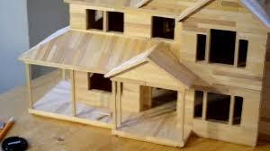 minimalist popsicle stick house plan plans nwamc info