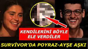 Survivor 2021'in İlk Aşkı Böyle Ortaya Çıktı! Yiğit Poyraz ve Ayşe Yüksel  Bombası!! - YouTube