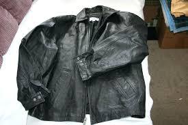 wilson leather m julian black jacket on wilsons backpack