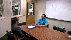 bad interview first scenario bad interview first scenario