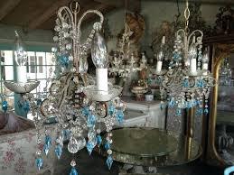 flea market chandelier beautiful best my images on paris crystorama 4 light mini
