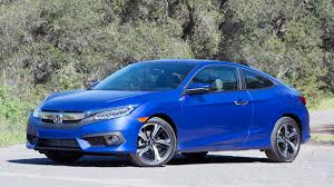 honda civic 2016 coupe. 2016 honda civic coupe front 34 view