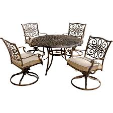 Outdoor Patio Chairs Swivel