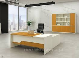 latest office table. Latest Design Customizable Executive Office Table For Boss (HF-FD007) C