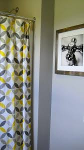 smlf best gray shower curtains ideas on small master al bathroom kids yellow and impressive grey yellow
