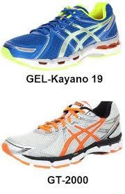 Asics Gel Kayano 19 Vs Gt 2000 Asics Gel Kayano 19