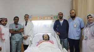 الفنان السعودي خالد سامي يكشف عن حالته الصحية