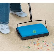 carpet sweeper. sweep_up_carpet_sweeper_21012; sweep_up_carpet_sweeper_21012_carpet_sweeper; sweep_up_carpet_sweeper_21012_emptying carpet sweeper