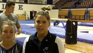 Ava Watkins, Emma Winer, Riley Freehling and Danielle Doolin of UNH  Gymnastics Interview 1-27-19 - video dailymotion