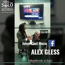 Feliz aniversario! Solo acustico - JOKER cool music ALEX GLESS ...