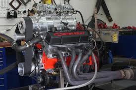 Hardcore Horsepower's 820-hp Blown Small-block