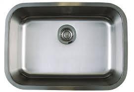 Ruvati Tirana 2525 X 22 Kitchen Sink