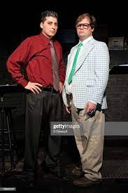 "Actors Alan Pagano and Carlo Rivieccio attend ""The Fatman Cometh"" Off...  News Photo - Getty Images"