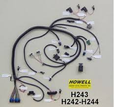 general motors gm tbi products wiring harnesses only h242 tbi harness universal 64 trunk length