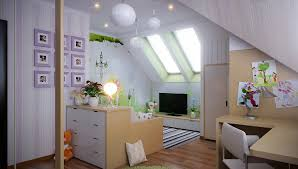 Attic Bedroom For Kids InspirationSeekcom - Attic bedroom