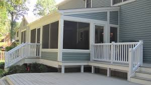 Backyard Deck Design Ideas Impressive Ideas For Amazing Screened Porch And Deck Designs