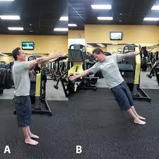 side arm plank with torso rotation