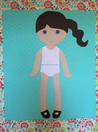 Dress Me Doll Quilt. Adorable blonde curly haired, blue eyed, doll ... & paper doll quilt modern - Google Search Adamdwight.com