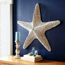 large starfish wall art