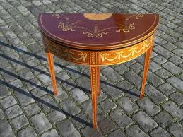 small demilune hall table. Gallery Of Small Demilune Hall Table