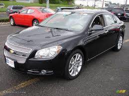 2009 Black Granite Metallic Chevrolet Malibu LTZ Sedan #9329959 ...