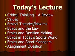 Critical Thinking and Decision Making   Courses Archive   CorpU SlideShare    Critical Thinking     for Decision Making