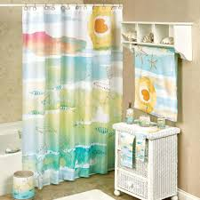 whimsical fl shower curtain bright green shower curtains