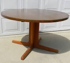 image is loading mid century modern skovby furniture round danish teak