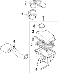 com acirc reg volvo xc engine oem parts diagrams 2004 volvo xc90 2 5t l5 2 5 liter gas engine parts