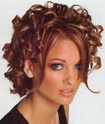 Medium Length Curly Hairstyles For Over 50
