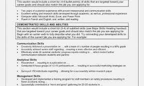 Computer Skills To Put On Resume Lovely Soft Skills Cv Example
