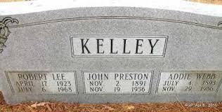 KELLEY, ROBERT LEE - Jefferson County, Arkansas   ROBERT LEE KELLEY -  Arkansas Gravestone Photos