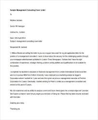 managment cover letter business cover letter 10 free word pdf format download free