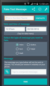 Number Online From Text Free android A Fake Send Message iphone
