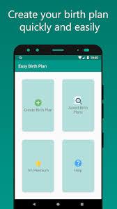 Easy Birth Plan Easy Birth Plan 1 0 Apk Androidappsapk Co