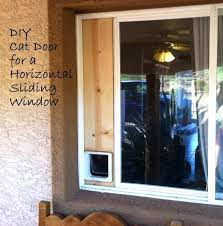 how to install a doggie door in a wall medium size of storm door with dog