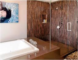 image of bathtub splash guard