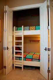 making a bedroom out of a closet. creative kids rooms making a bedroom out of closet