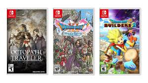 Click add to cart to continue. A Handful Of Square Enix Nintendo Switch Games Are On Sale For 44 99 Each Dailygamedeals