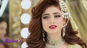 kashees gorgeous bridal makeup and hairstyle by kashif aslam kashee s beauty parlor