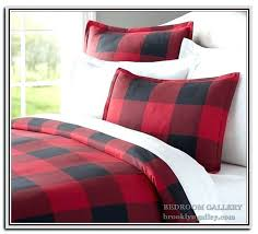 red and black duvet covers red and black duvet cover queen buffalo check duvet coverbuffalo cover