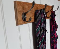 Antique Oak Coat Rack Handmade Rustic Oak Coat Rack with Victorian Style Antique Iron Coat 94