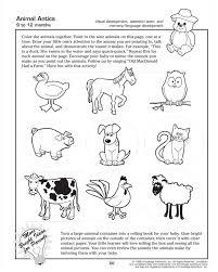 Animal Antics - Free Kindergarten Critical Thinking Worksheet ...
