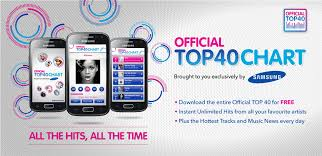 Top 40 Music Charts 2012 Mummy Of 3 Diaries The Official Top40 Chart App All The
