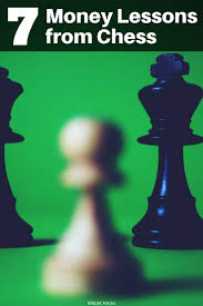 7 Lessons I Learned About Money Life From Chess